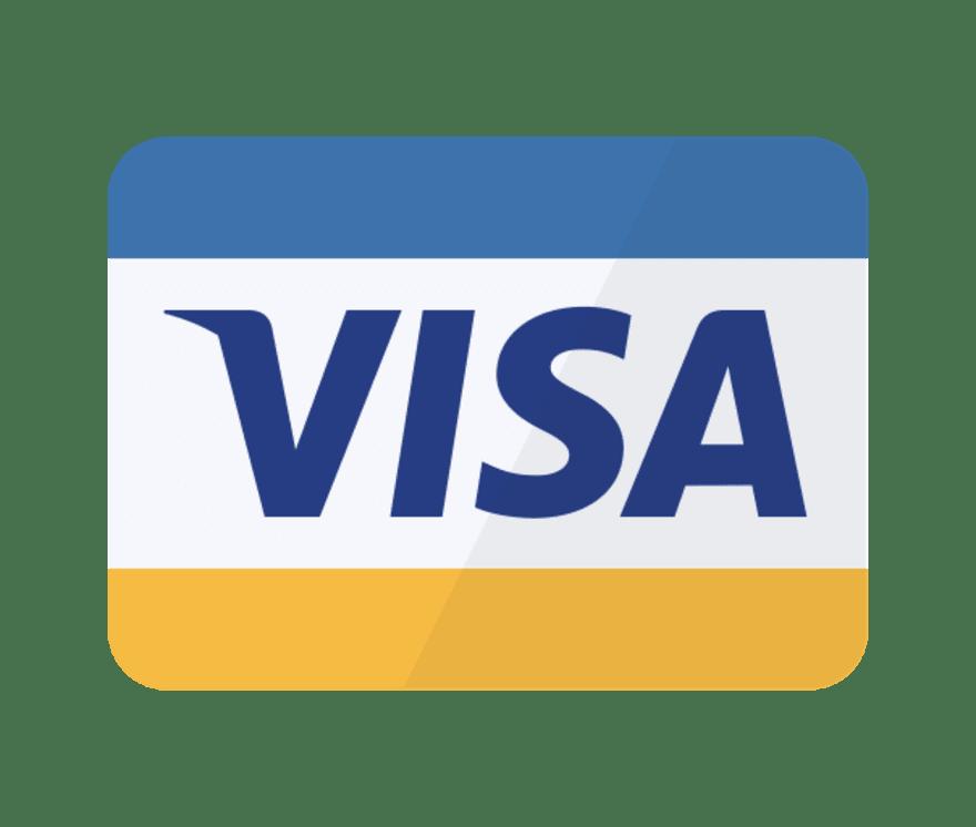 Top 121 Visa Live Casinos 2021