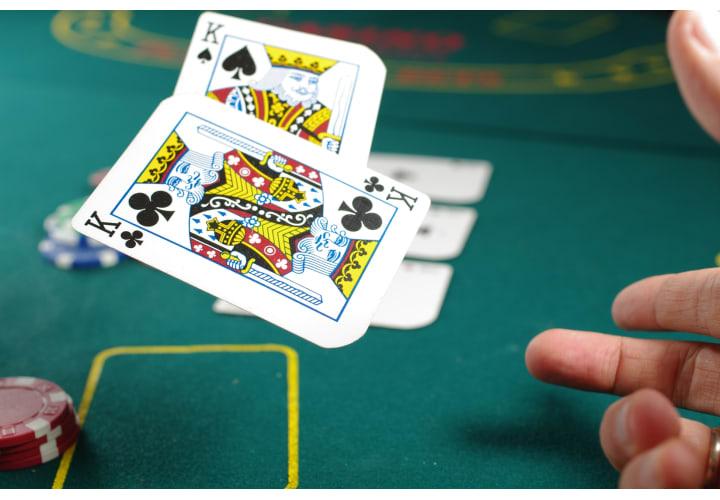 Branded Casino Blitz Blackjack