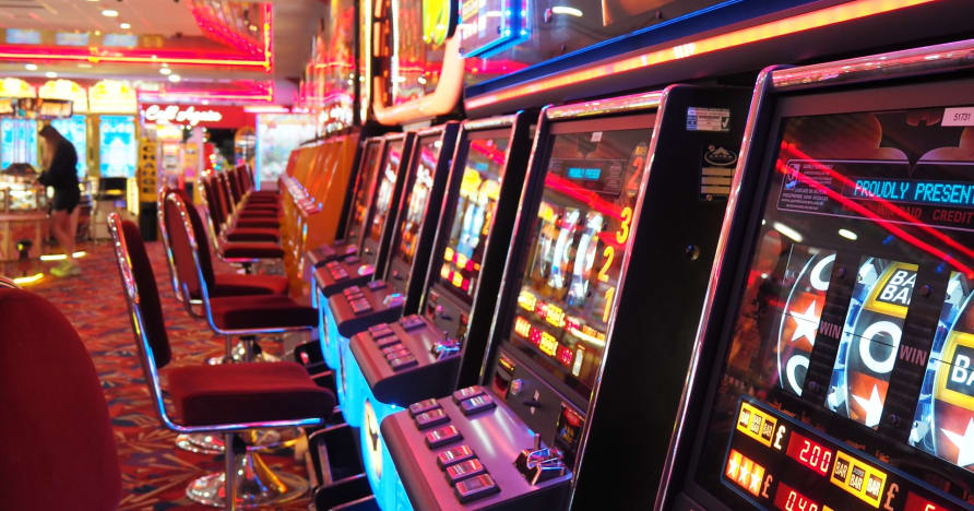 How Online Casinos Are Using the Newest Technology