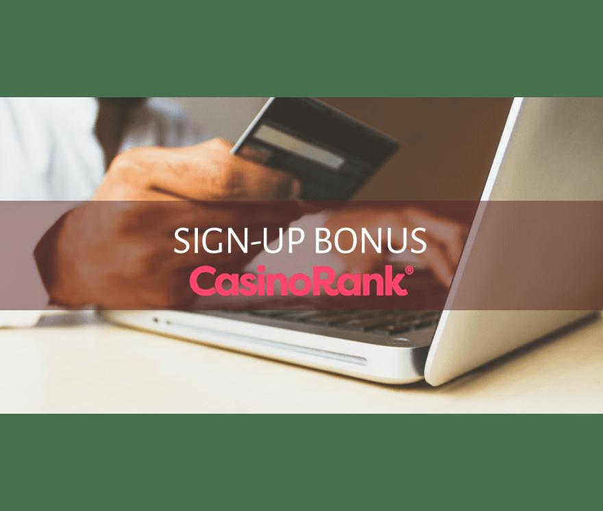 Unlock Your Live Casino Sign-up Bonus Today!🥇