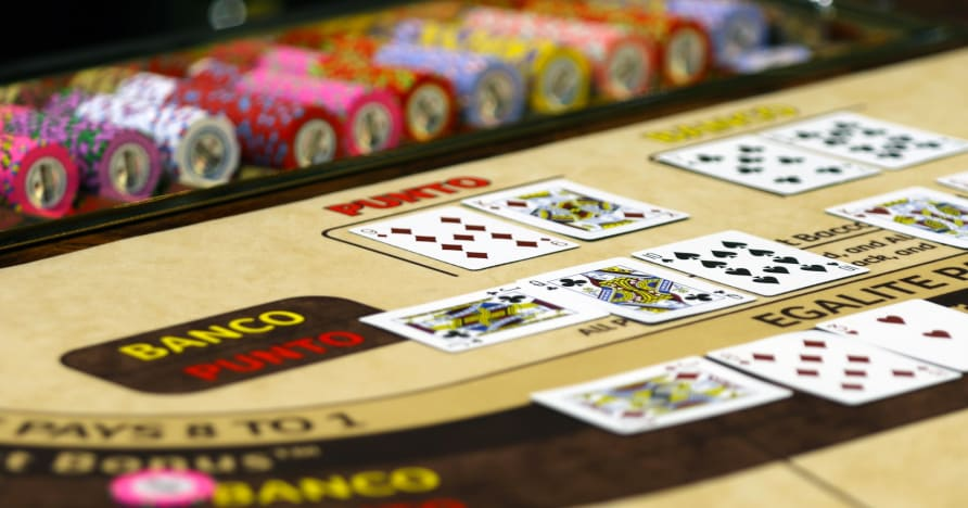 NetEnt launches their first live Baccarat